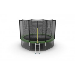 Батут EVO JUMP External 12ft (Green) + Lower net