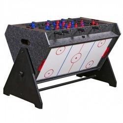 Стол-трансформер «Vortex 3-in-1» (3 игры: аэрохоккей, футбол, бильярд )
