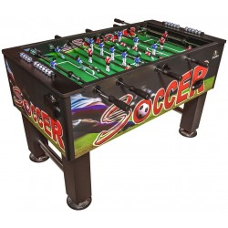 Настольный футбол (кикер) «Dybior Magic II» (140 x 76 x 87 см, цветной)
