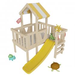 Детский игровой чердак для дома и дачи Скуби