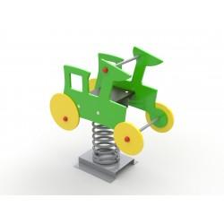 Качалка Трактор
