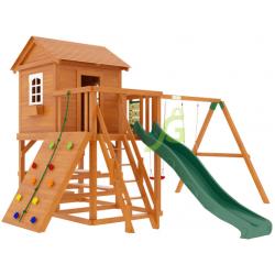 """Детская деревянная площадка """"IgraGrad Домик 2"""""""