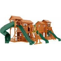 """Детская деревянная площадка """"IgraGrad Домик 7"""""""