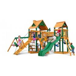 Большая детская площадка «Гулливер»