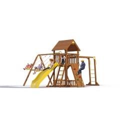 Детская площадка  «Париж» с рукоходом